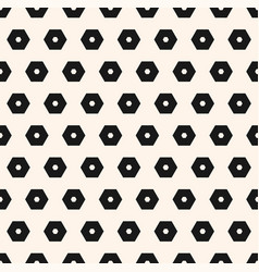 hexagons pattern abstract geometric texture vector image