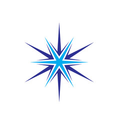 Star compass vector
