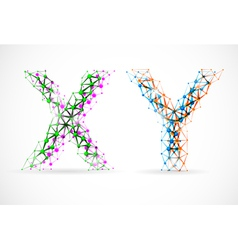 Xy chromosomes vector