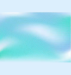 abstract blue dotted and gradient background vector image