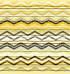 abstract ethnic chevron print vector image
