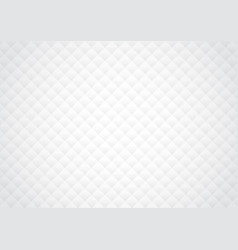 Geometric seamless pattern white texture design vector