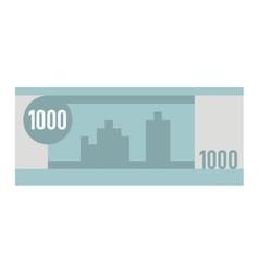 Paper money vector