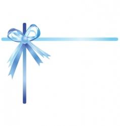 ribbon illustration vector image