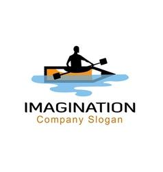 Imagination Design vector image