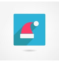 Cap icon vector image vector image
