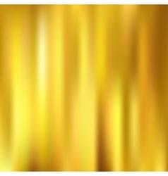 Golden metallic background gradient mesh vector