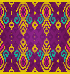 Pattern traditional seamless 02 vector