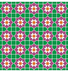 Seamless traditional islamic vector image