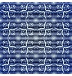 ornamental dzhinets wallpaper vector image vector image