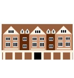 spitalfields vector image vector image