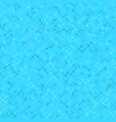 abstract chaotic rectangle mesh background vector image