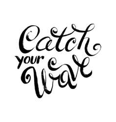 catch your wave vector image
