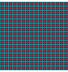 Checkered seamless pattern background vector