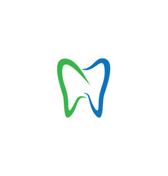 Dental symbol vector