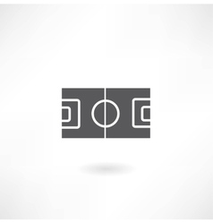 gridiron icon vector image vector image