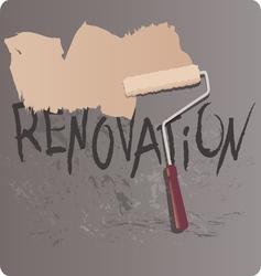 Renovation vector
