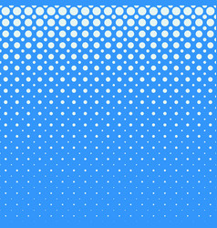 color geometrical abstract halftone circle vector image