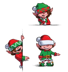 Elves 1 vector
