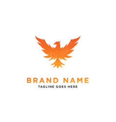 mobilephoenix logo design inspiration vector image