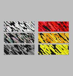 Modern seamless random diagonal stripe pattern vector