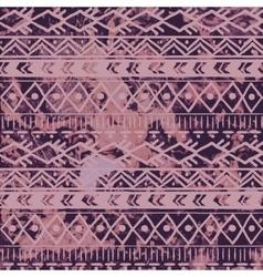 Seamless ethnic style pattern vector