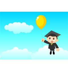 Higher Education vector image vector image