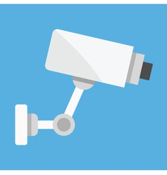 CCTV Video Surveillance Camera vector image vector image