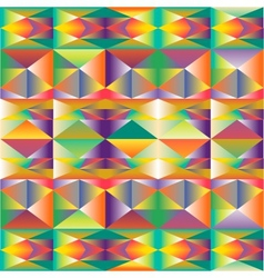 Abstract multicolour polygonal background vector