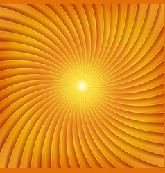 Abstract orange and yellow background background vector