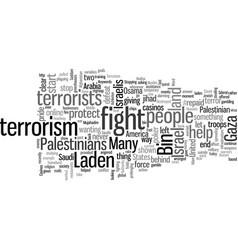How to defeat terrorism vector