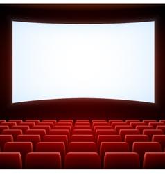 Cinema Theatre vector image vector image