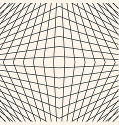 Grid seamless pattern modern subtle background vector