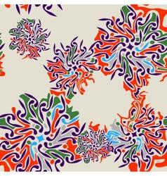 ornate ornaments vector image