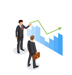 Concept of presentation of the income growth vector