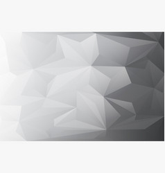 abstract white-black background with vector image vector image