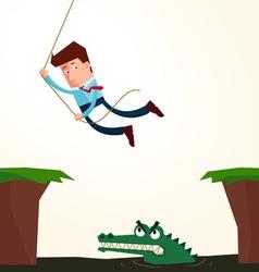 Avoid an obstacle vector