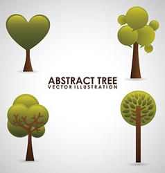 ecological mind design vector image