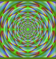 greeny pattern vector image