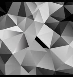 abstract background polygon vector image