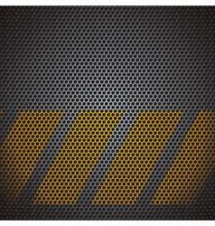 Industrial Metal Background vector