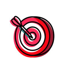 Isolated target design vector