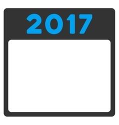 2017 Syllabus Icon vector image