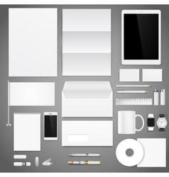 Office supply vector