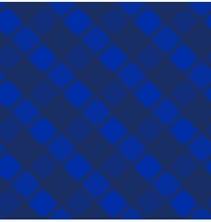Abstract blue geometric pattern from rhombus vector