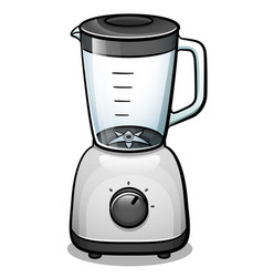 Blender design isolated drawing vector