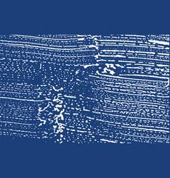Grunge texture distress indigo rough trace extra vector