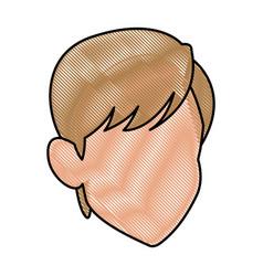 Male avatar profile picture portrait man vector