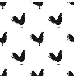 Home cockanimals single icon in black style vector