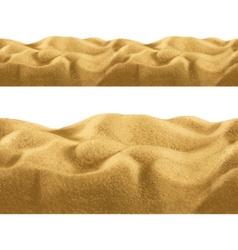 Sand seamless vector image